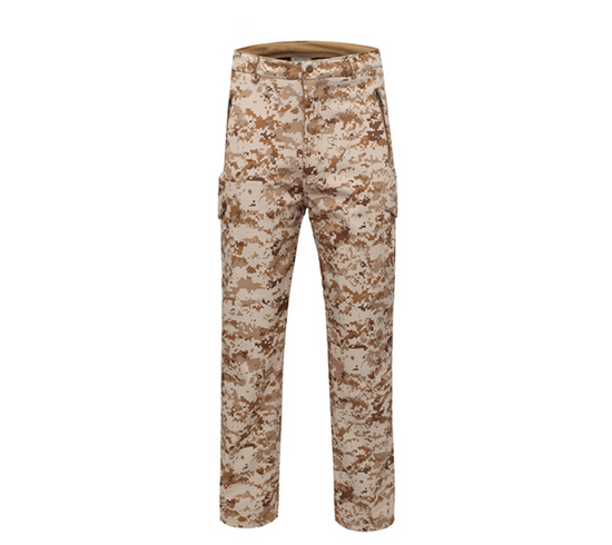 Desert TAD Waterproof Soft Shell Outdoor Pants Men Sports Tactical Military Trousers Army Camouflage Pants Camouflage Camo
