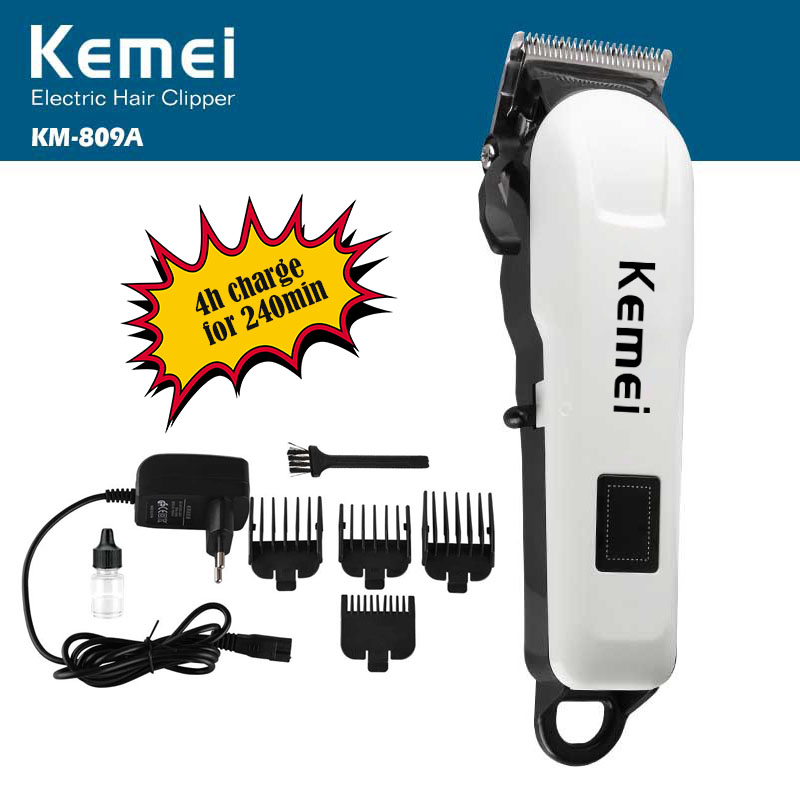100-240V kemei hair clipper beard electric razor electric powerful hair shaving machine professional hair trimmer barber 100 240v kemei hair clipper beard electric razor electric professional hair trimmer powerful hair shaving machine barber