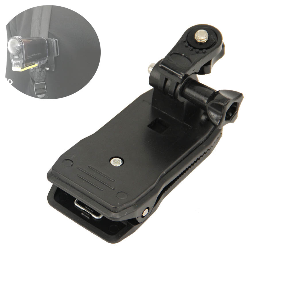 Riemtas Cap Clip Mount Voor Sony Action Cam HDR AS20 AS50 AS100V - Camera en foto - Foto 1
