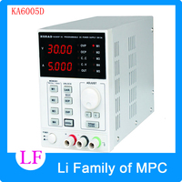 KA6005D Precision Variable Adjustable 60V, 5A DC Linear Power Supply Digital Regulated Lab Grade