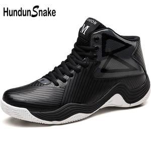 fd65948c4c1b Hundunsnake Basketball Shoes Men s Sports Shoes High Top Men Sneakers