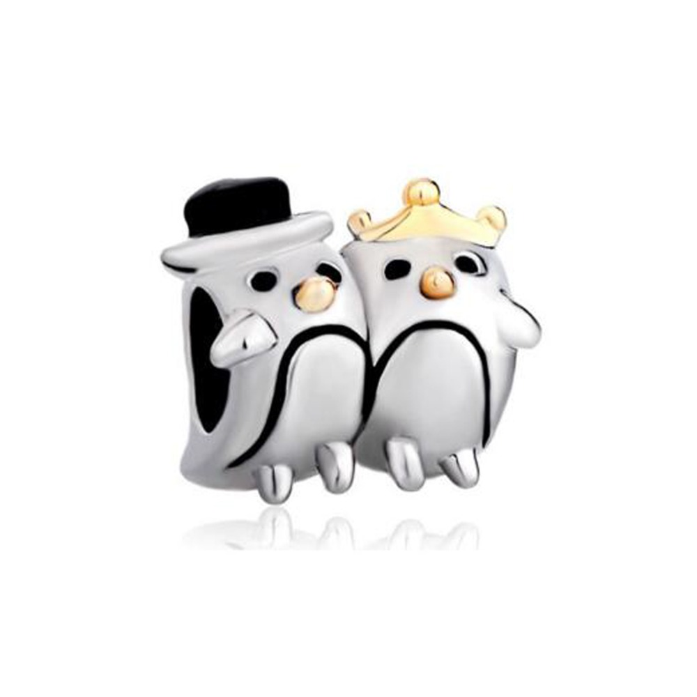 Pandora Penguin Charms