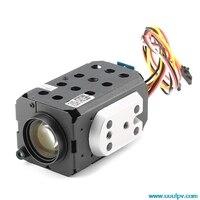 FPV 36X зум камера 700TTL CCD PAL/NTSC 1/4 sony оптическая камера г для 5,8 Г/2,4 г/1,2 г Телеметрия