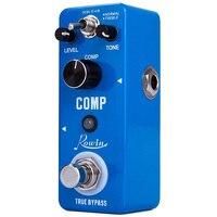 ROWIN LEF 333 Guitar Effects Classical Comp Compressor Guitar Effects Pedal Guitar True Bypass Design