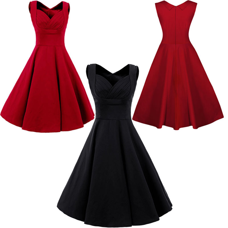 Online Buy Wholesale 50s style prom dresses from China 50s style ...