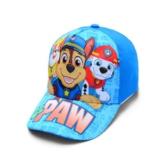 Paw patrol dog Puppy hat Cartoon characters action figure Childrens marshall Anime kids toys birthday present