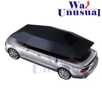 WANUSUAL Car Tent Sunshade Travel Anti Sunshine Umbrella Multi Car Pretection Sunscreen Full Automitic Wireless Remote Control