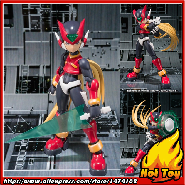Original BANDAI Tamashii Nations S.H.Figuarts (SHF) Exclusive Action Figure - Zero GBA from Megaman 100% original bandai tamashii nations s h figuarts shf exclusive action figure garo leon kokuin ver from garo