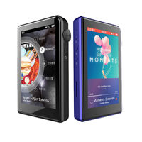 Shanling M2s Portable Hi Res MP3 Player DAP DSD256 AK4490EQ WMA FLAC Hifi Lossless Music Player Bluetooth Apt X Retina Display