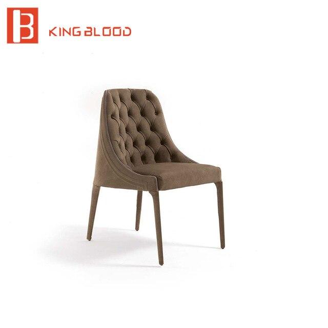 Venta De lujo de diseño moderno Silla comedor madera