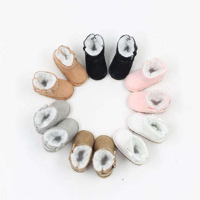Neo Blythe Doll Warm Snow Boot