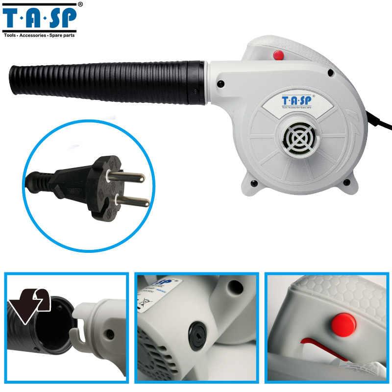 TASP 230 в 600 Вт Электрический воздуходувка ручной турбо вентилятор компьютер пыли Вакуумный Очиститель-MABV600