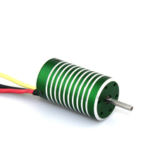 X-Team RC model accessories XTI2440 4-Poles Inrunner Brushless Motor for 1/16 car and boat