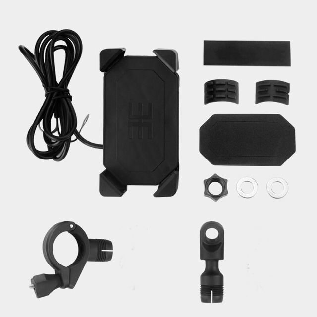 Can charged with USB 4 bike rack for car 5c64efc2c0832