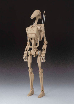 """Star Wars Episode I: The Phantom Menace""   Action Figure – Battle Droid"