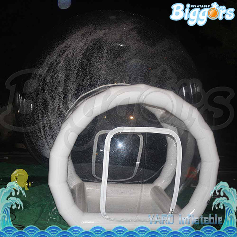 Lowest Price Inflatable Bubble Tent Inflatable Clear Camping Tent With Free CE UL Blowers lowest price 2017 super price maxidiag md801 code reader scanner for obd1 obdii protocol free shipping