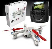 Free Shipping! Hubsan X4 H107D FPV RC Helicopter w/ Camera Video Receiver+2pcs Battery & Blades