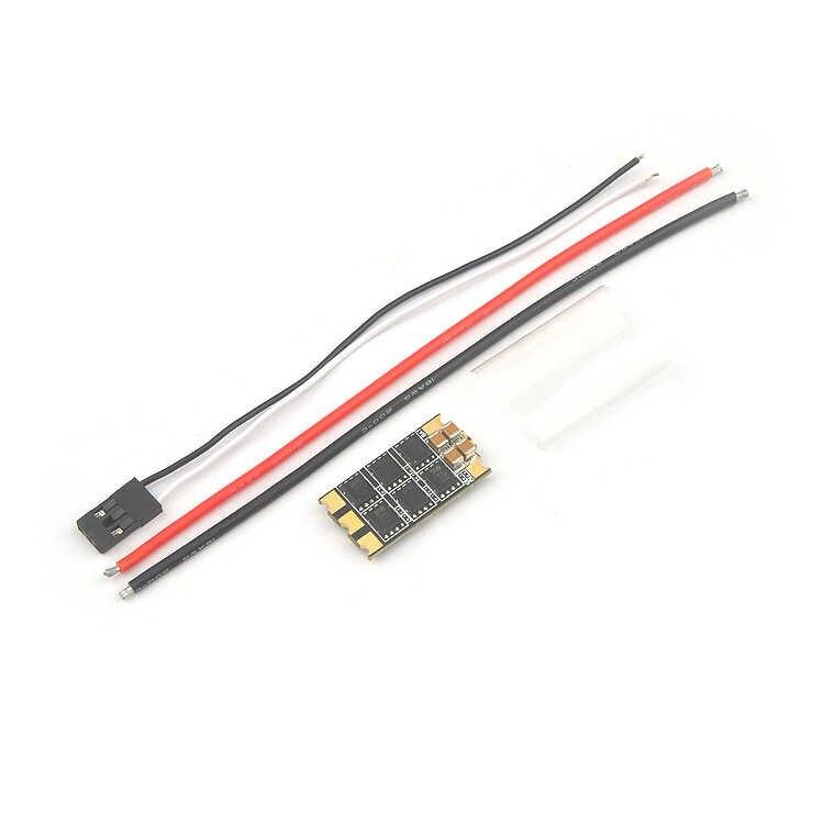 BS30D 30A 2-6 S Brushless ESC dengan RGB LED BLHeli_S Dshot ESC Untuk Drone FPV Balap F22156