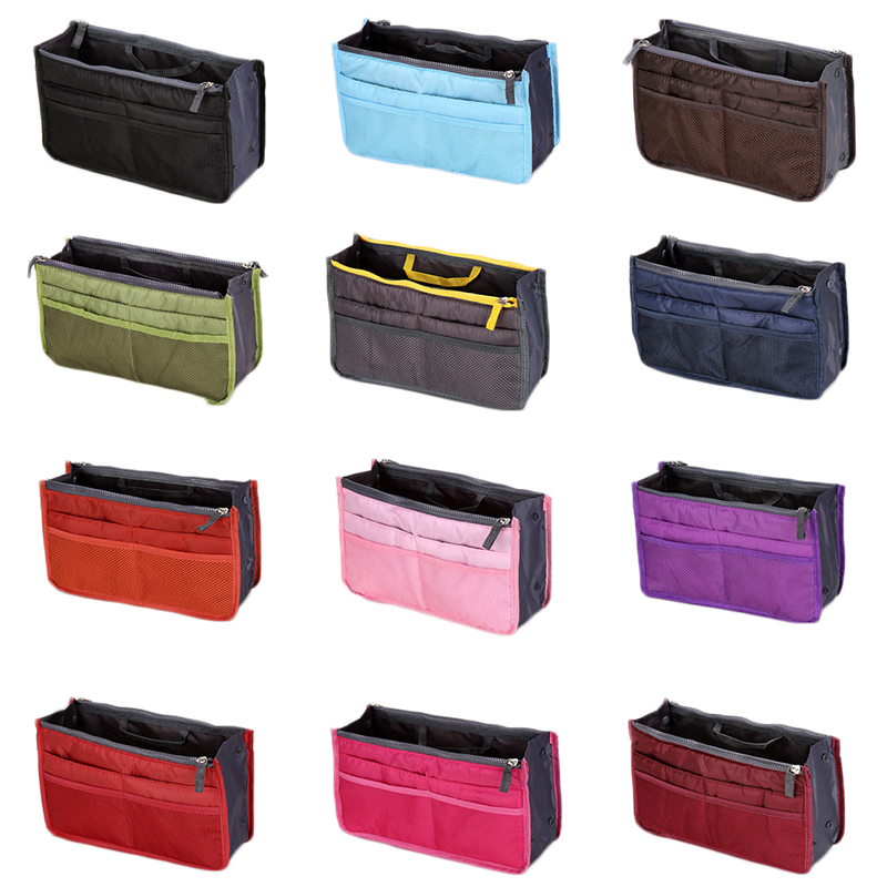 New Handbag Travel Storage Bag Cosmetic Bags & Cases Toiletry Bag Cosmetic Organizer Storage Bag Multifunctional Pouch Pocket
