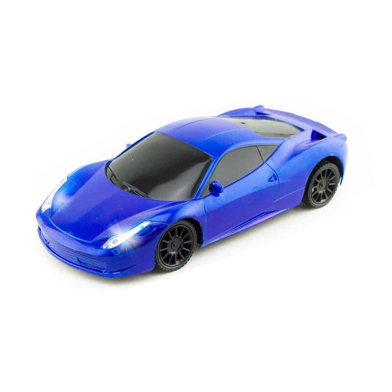 WL Игрушечные лошадки RC автомобиль 3 цвета выбор 4 Каналы Управление расстояние 15 М мини модель автомобиля Игрушечные лошадки Дистанционное ...