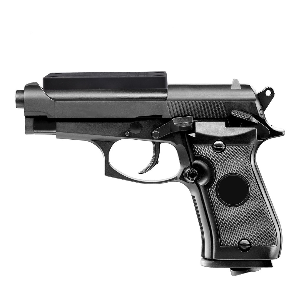 Image 2 - 43 Lbs Gun Tactic Hunting Magnet Magnetic Holster Gun Mount Hidden Case Holder for Hunting Pistol Car Bedside Door Under Desk-in Holsters from Sports & Entertainment