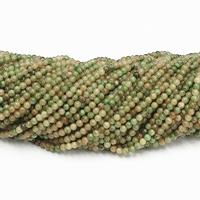 Natural sea stone chalcedony 2mm 3mm round loose beads diy jewelry loose Beads spacers accessories findings 15
