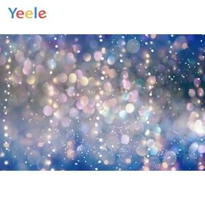 Image 3 - Yeele Photocall Licht Bokeh Glitters Dromerige Achtergronden Baby Fotografie Fotografische Achtergrond Foto Studio Photozone Voor Video
