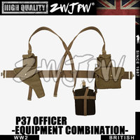 WWII WW2 UK ARMY P37 EQUIPMENT COMBINATION
