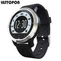 2017 Sport Smart Watch F69 Bluetooth Waterproof Watch Swimming Heart Rate Monitor Pedometer Smartwatch For Android