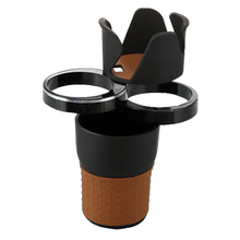 Multifunction Car Drinking Bottle Holder Rotatable Universal Car Water Cup Holde