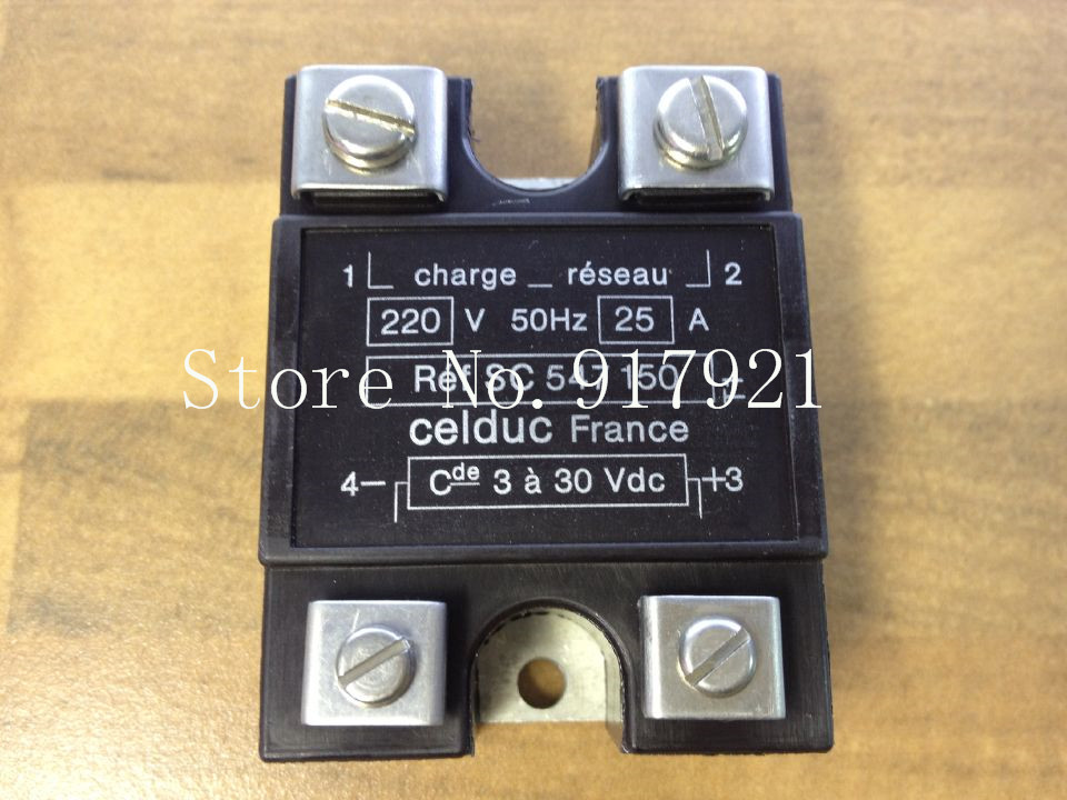 [ZOB] The original French Celduc Syed SC547 150 25A 220V 3-30V imported solid state relay  --2pcs/lot mohd hudzari haji razali syed hadzrullathfi syed omar and mohd shahril othman al quran and science