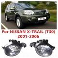 Для NISSAN X-TRAIL (T30) 2001-2006 Противотуманные Фары Передний бампер свет B6A508990A 261508990A 4419375