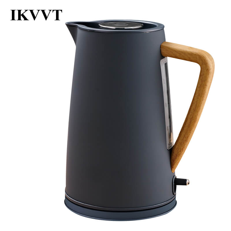 Sraintech 1800W Stainless Steel Electric Kettle with Wooden Plastic Handle 1.7L #304 Food Grade SS Heating Water in 5 Minutes 1kg l methionine food grade 99% l methionine