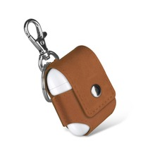 For Airpods Cover Leather Girl Cute Case For Airpods Ear Covers Women Bag For Airpod Case Wireless Bluetooth Earphone Shell