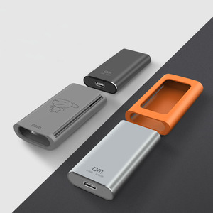 Image 2 - DM FS300 Solid State stick Tragbare 512GB High Speed pendrive Typ C USB 3,1 Memory Stick Externe SSD 256GB