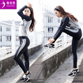 2pcs Lady Women Yoga sets Clothing Sports suits For Female Legging Tights Workout Sport Fitness Bodybuilding And Clothes Running