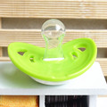 New Baby Silicone Transparent Infant Pacifier Baby Nipple Soother Joke Prank Toddler Teether Baby Pacifier Care VCL95 P40