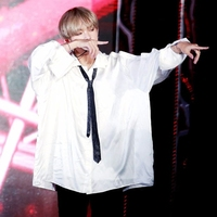 BTS Kpop DNA Concert V Loose Solid Women/Men Long Sleeve Shirts With Tie Fashion Design BTSBlouses Boyfriend Cloth Drop Ship