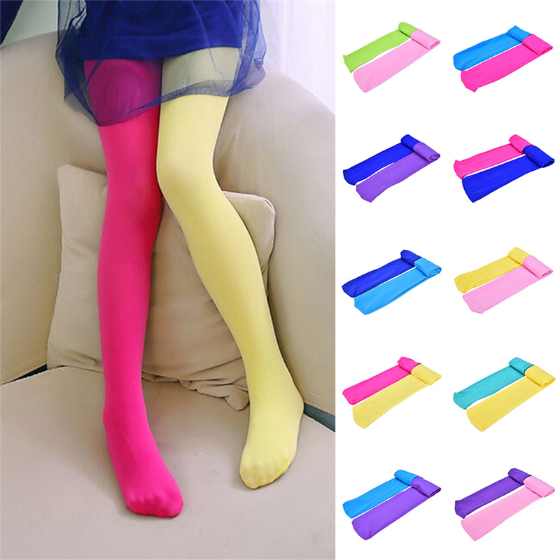 1PC Candy Color Velvet Pantyhose Girls n Autumn/Spring Tights Pantyhose fashion best sale Free Shipping
