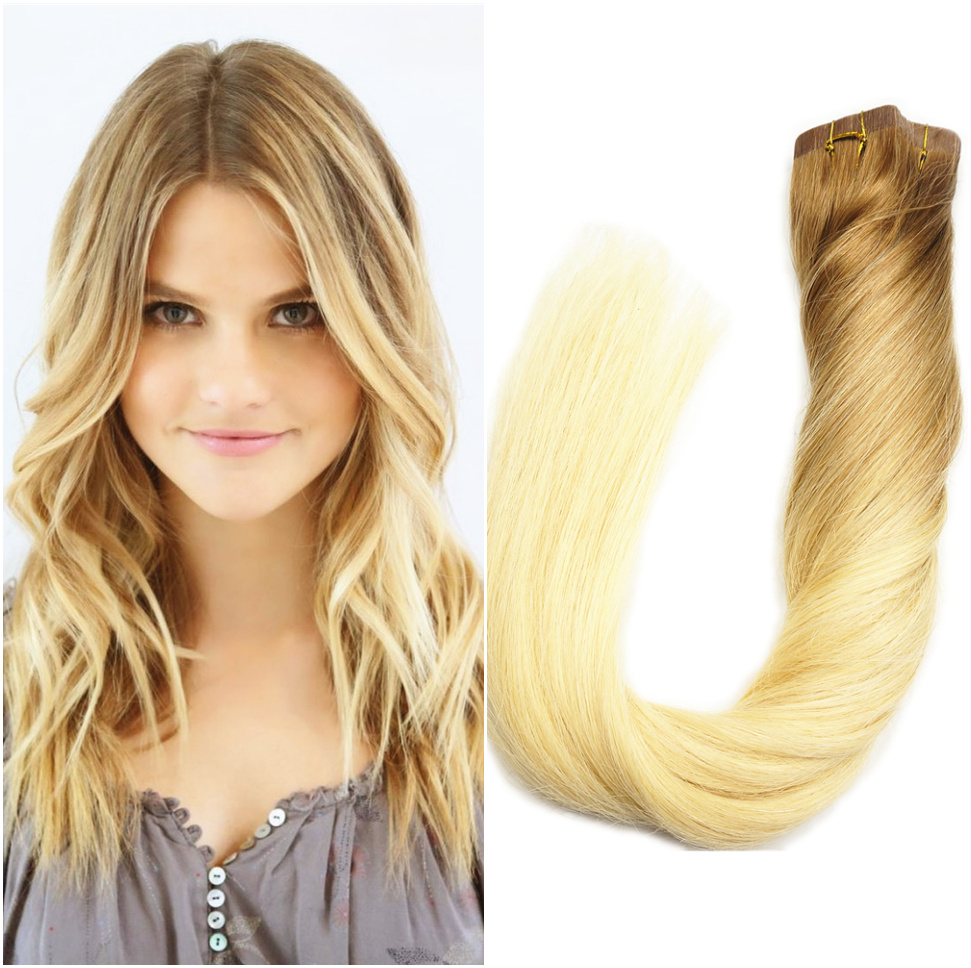 Stella Reina Brown Blonde Ombre Balayage Highlights Blonde Hair Pu