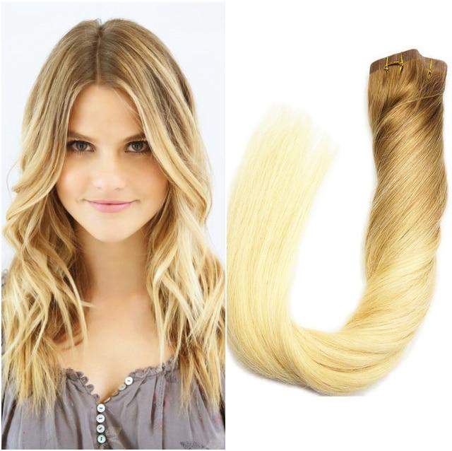 Stella Reina Brown Blonde Ombre Balayage Highlights Blonde Hair Pu