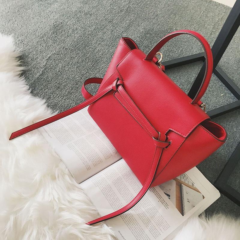 luxury women handbags leather messenger bags for teenage girls top handle wing bat shoulder bags tote famous brand 4N5153