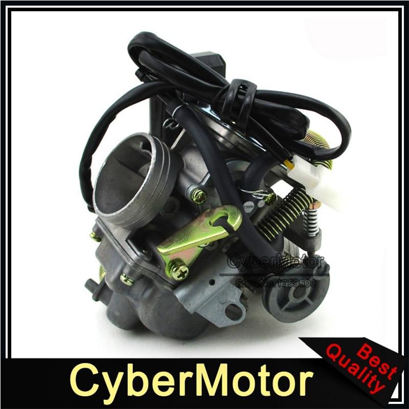 US $28 42 5% OFF|PD24 Carburetor Carb For American Sportworks Quantum Manco  Helix Carbide Zircon 150 150cc Go Kart Dazon Raider Buggy Dunebuggy-in
