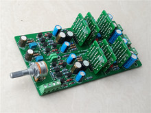 P7 Transistor HIFI Audio Preamplifier