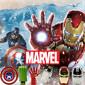 The Avengers usb flash drive 4G iron man 8G pen drive 16G Captain America 32G usb stick Hulk Thor pendrive hammer U disk