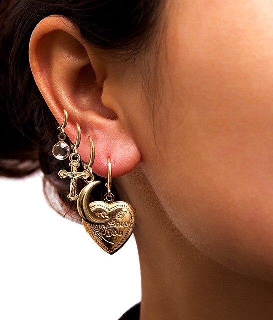 Shell Earrings - 23 Styles 4
