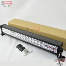 1pcs 22 inch 120W led light bar for tractor ATV combo offroad led bar 4X4 120W led light bar 12V 24v