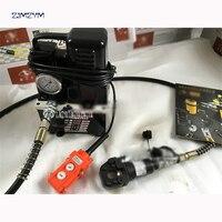220V Electric Hydraulic Scissors Hydraulic Cutters Electric Wire Cutting Scissors Strand Wire Rope Scissors EQQ 20H 3700r/min
