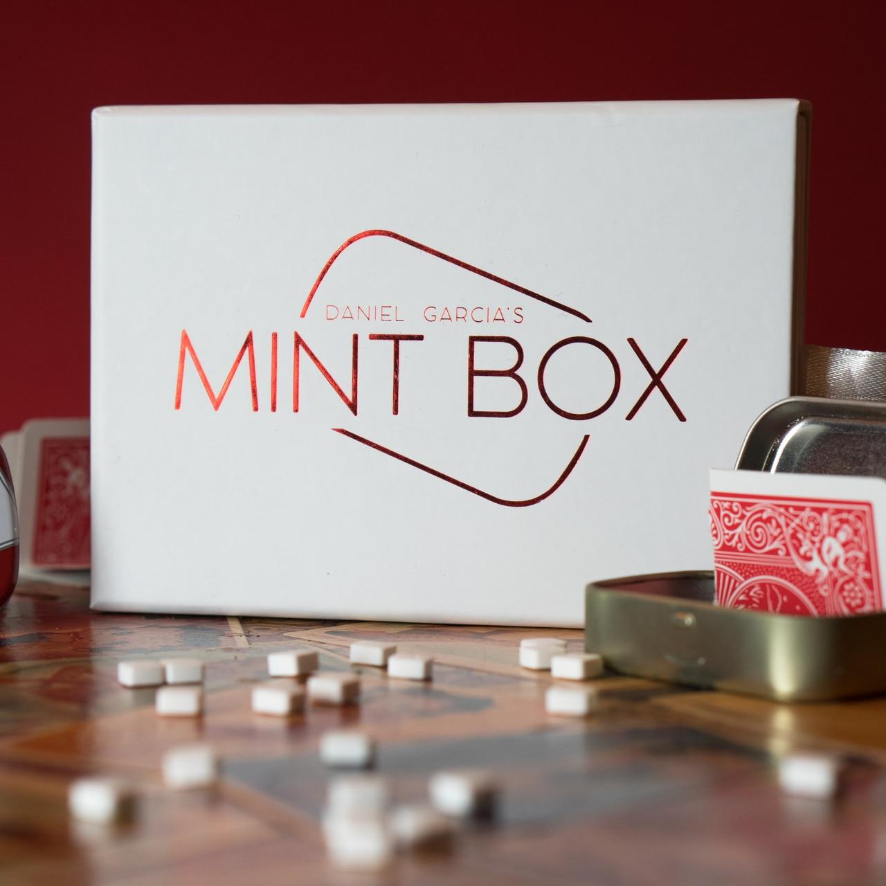 Mint Box By Daniel Garcia,Magic Tricks