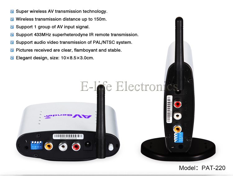 2.4G Design STB Wireless Transmitter and Receiver with IR Remote Control-3.jpg